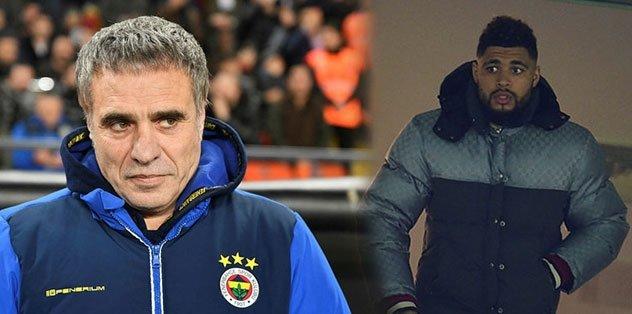 Fenerbahçe'nin yeni transferi Falette ayrılıyor! İşte yeni takımı...   Fenerbahçe son dakika transfer haberleri