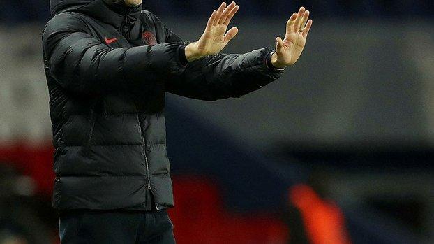 Fransız ekibi Paris Saint-Germain'de sürpriz ayrılık! Thomas Tuchel'in görevine son verildi #