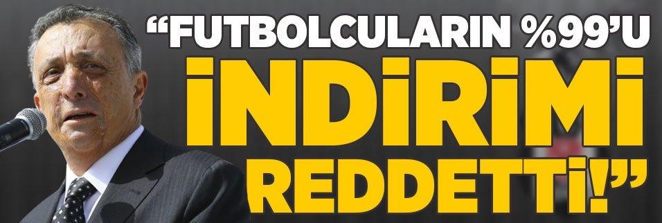 ahmet nur cebi futbolcularin 99u indirimi kabul etmedi 1598093961138 - Beşiktaş'tan stoper atağı! Cristian Titi...