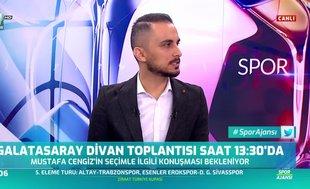 Taner Karaman: Galatasaray'da taht kavgaları hiç bitmedi, bitmeyecek gibi duruyor