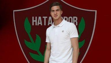 Son dakika spor haberleri: Bertuğ Özgür Yıldırım Hatayspor'da! 3 yıllık imza
