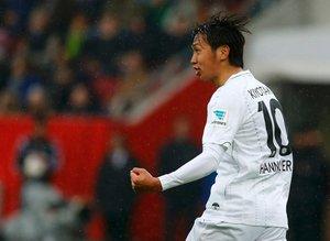 Beşiktaş'a ikinci Japon: Hiroshi Kiyotake
