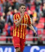 Gol düellosunun galibi Kayserispor!