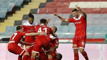 Kupada ikinci finalist Antalyaspor!