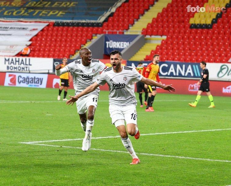Son dakika spor haberi: Beşiktaş'ta Ghezzal anlaşmazlığı! Leicester City...