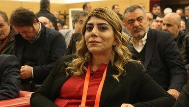 Kayserispor Kulüp Başkanı Berna Gözbaşı'ya tebrik yağıyor