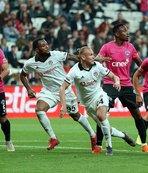 Beşiktaş'ta kırmızı alarm: Son 6 sezonun en kötüsü