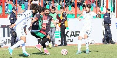 Diyarbekirspor istikrarı yakaladı
