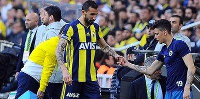 Mehmet Topal 9. dakikada çıktı