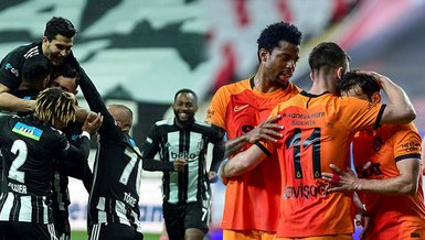 Galatasaray, Besiktas make no mistake in league matches