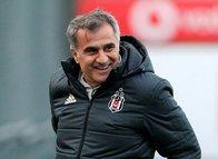 Şenol Güneş, Beşiktaş'ın MKE Ankaragücü kadrosunu belirledi!