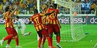 4 büyüklerin belalısı Evkur Yeni Malatyaspor