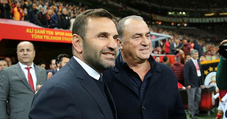 Okan Buruk canlı yayında açıkladı! Galatasaray'da çalışmak...