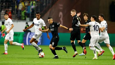 Frankfurt - Fenerbahçe: 1-1 (MAÇ SONUCU - ÖZET)   UEFA Avrupa Ligi