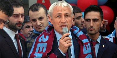 Ahmet Çubukçu taraftardan sabır istedi