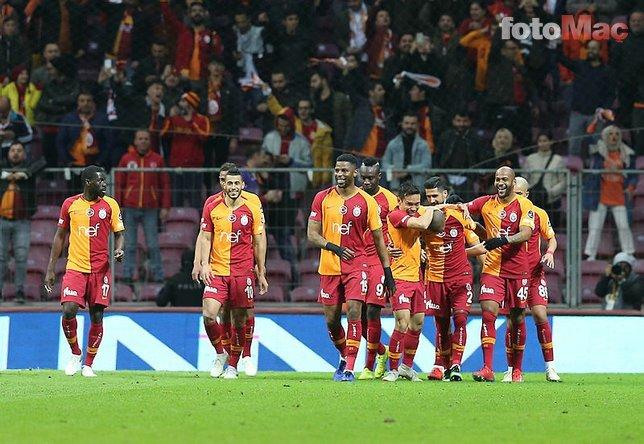 Galatasaray'dan Avrupa Ligi'ne damga! Barcelona ile yarışıyor