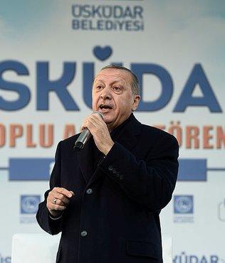 Cumhurbaşkanı Erdoğan'dan VakıfBank'a kutlama