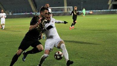 Osmanlıspor 2-0 Menemen Belediyespor | MAÇ SONUCU