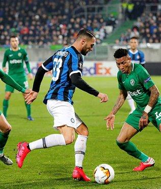Koronavirüs tehlikesiyle nedeniyle Inter - Ludogorets maçı seyircisiz oynanacak