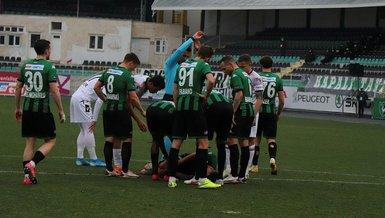 Denizlispor'da Ahmed Yasin şoku! 7 ay yok