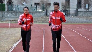 Son dakika spor haberi: Karslı atletler Türkiye şampiyonu oldu