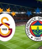 Galatasaray - Fenerbahçe | CANLI