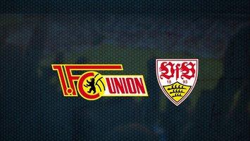 Union Berlin - Stuttgart maçı saat kaçta ve hangi kanalda?