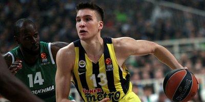 Nisan ayı MVP'si Bogdanovic