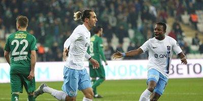 Trabzon'a erken bahar