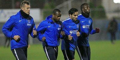 Trabzonspor'da savunma sevinci