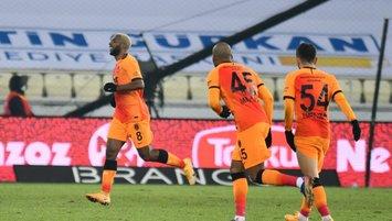 G.Saray secure narrow win against Yeni Malatyaspor