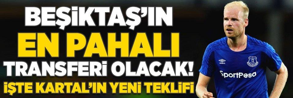 Beşiktaş'ın en pahalı transferi olacak! İşte Kartal'ın yeni teklifi