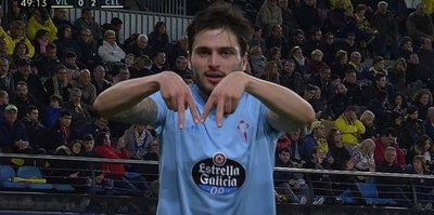 Okay Yokuşlu La Liga'daki ilk golünü attı