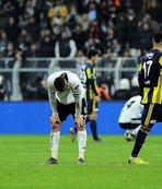Beşiktaş, Vodafone Park'ta eski performasından uzak