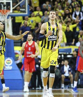 Lider Fenerbahçe Karadağ deplasmanında