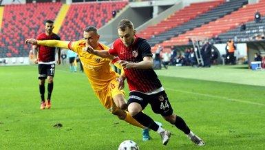 Gaziantep - Kayserispor: 2-1 | MAÇ SONUCU ÖZET