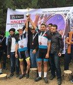 AÜ bisiklet topluluğu şampiyon