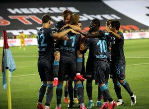 Trabzonspor Galatasaray maçı hazırlıklarını sürdürdü