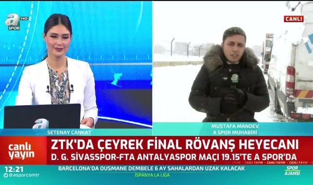 İşte Sivasspor - Antalyaspor maçı öncesi son durum