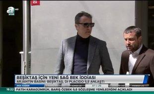 Beşiktaş için yeni sağ bek iddiası | Video haber