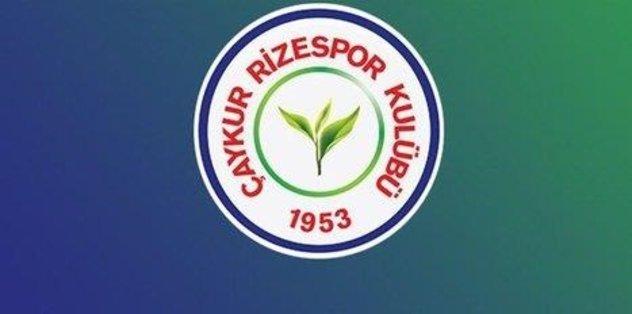 Çaykur Rizespor'dan Milli Dayanışma Kampanyasına destek