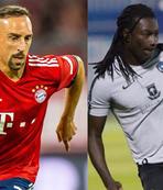Ribery, Gomis ve Sneijder'den Galatasaray paylaşımı