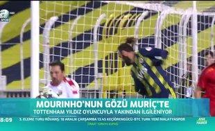 Mourinho'nun gözü Muriç'te