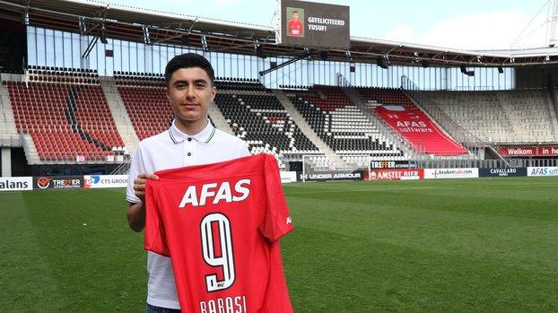Son dakika FB transfer haberleri   Fenerbahçe'de gençlik aşısı Yusuf Barasi!