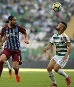 Trabzonspor ile Bursaspor 85. rendevuda