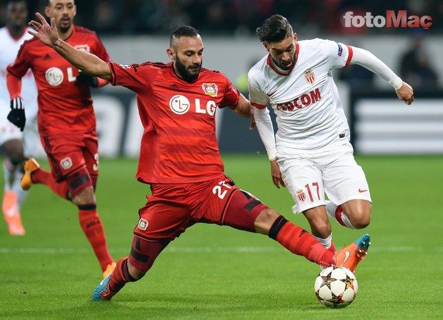Beşiktaş'ta Vida'nın yerine milli yıldız!