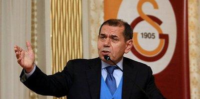 Özbek: Galatasaray yara almasın