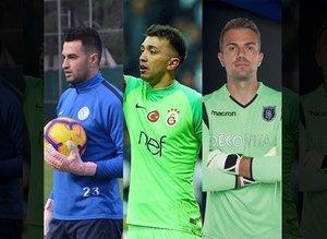 Süper Lig'de 2019'un en başarılı eldiveni belli oldu