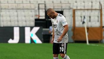 Beşiktaş'ta Gökhan Töre'ye kutlama!