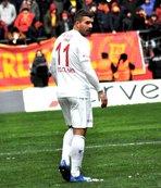 Antalyaspor Malatya'da güldü! Podolski...